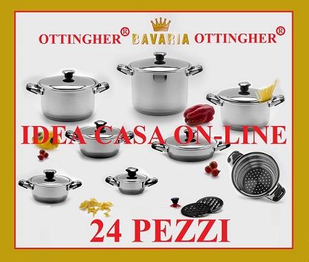 CLICCA E SCOPRI LA BATTERIA MS  BAVARIA 33 PEZZI MASTER S/4